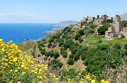 Zdjęcia na płótnie, fototapety, obrazy : Greece - Vathia