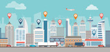 Urban navigation