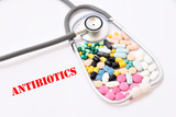 Antibiotics for infection disease