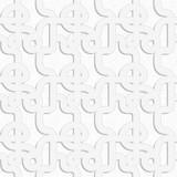 Modern Geometric Vector seamless pattern Linear texture ornament