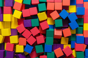 Colorful blocks © sharpshutter22