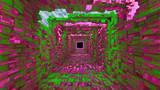 Fototapeta  - abstract tunnel © pajaro