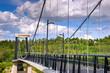 Fort Edmonton Park Foot Bridge