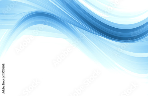 In de dag Abstract wave Abstract Blue Background Texture