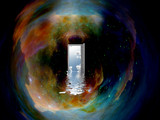 Fototapety Doorway to another world  Some elements provided courtesy of NASA