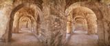 Archaic Ruins,Aspendos,Turkey