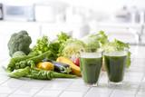 Fototapety 野菜ジュース