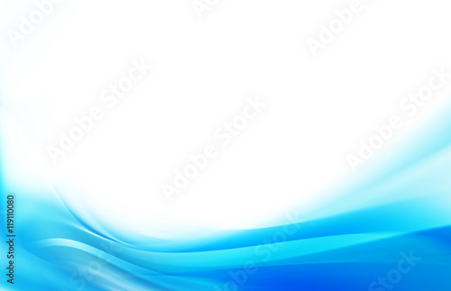 Staande foto Abstract wave Abstract Blue Background Texture