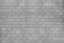 Old conctete blocks wall texture