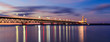 Mackinac Bridge in Twilight