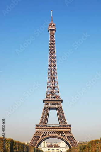 Eiffel Tower Paris France Poster