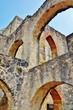 The Mission San Jose y San Miguel de Aguayo in San Antonio, Texas