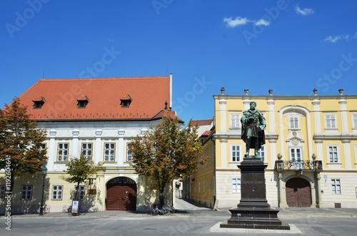 Zdjęcia Place de la porte de Vienne, Gyor Hongrie 2016
