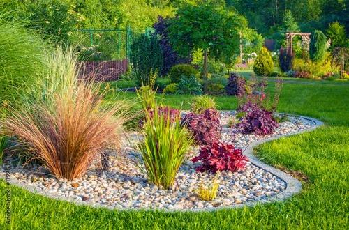 Sticker Garden Landscape Design