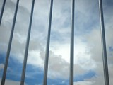 Barrotes y cielo