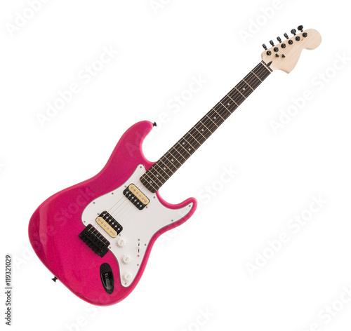 Poster Electric Guitar