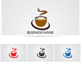 Drink coffe logo