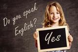 Fototapety Do you speak English? - Yes