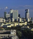 Panorama nowoczesnej Warszawy - 119443622