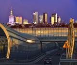 Panorama nowoczesnej Warszawy - 119443659