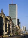 Panorama nowoczesnej Warszawy - 119443693