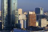 Panorama nowoczesnej Warszawy - 119445474