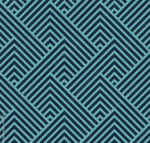 mata magnetyczna seamless geometric pattern with straight lines