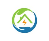 Energy house logo