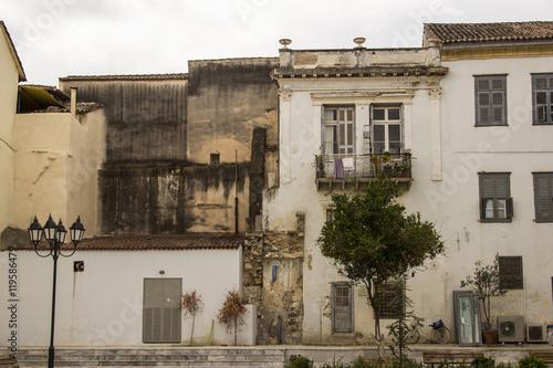 Old Greek town