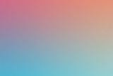 Pastel Multi Color Gradient Vector Background,Simple form and blend of color spaces as contemporary background graphic backdrop - 119609636