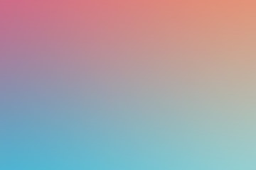 Pastel Multi Color Gradient Vector Background,Simple form and blend of color spaces as contemporary background graphic backdrop