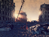 ruins of a city - 119661080