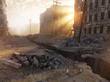 ruins of a city - 119661097