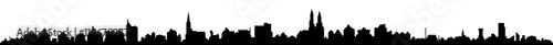 Skyline einer Stadt - 119675277