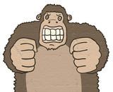 gorilla draw