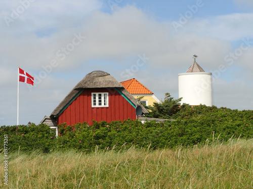 Ferien in Dänemark Poster
