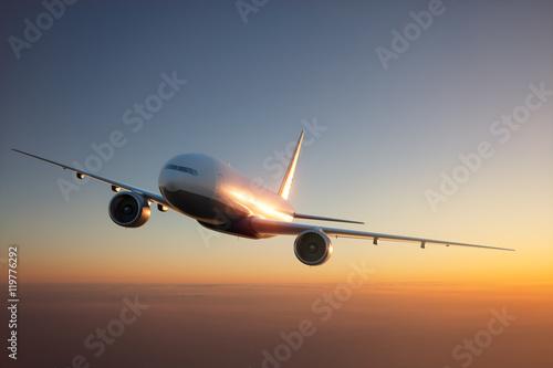 Plakat Vacation Flight 4
