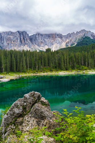 lake in the Alps © Olexandr