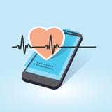 mobile health control