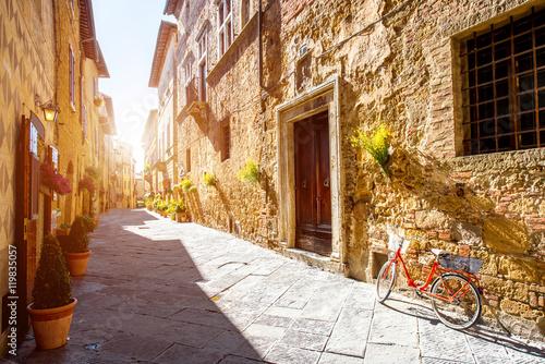 Uliczka w Toskani