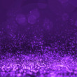 Abstract pruple glitter perspective to blank background,Studio s