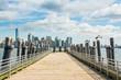 pier to new york city