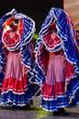 Dancers from Costa Rica