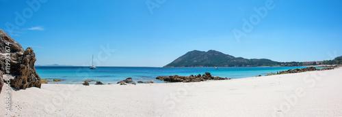 Playa de San Francisco GALICIEN A CORUÑA MUROS Spanien