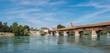 Bad Säckingen längste gedeckte Holzbrücke Europas