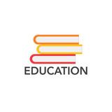 book logo icon concept