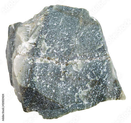 hornfels natural mineral isolated - 120021424
