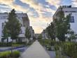 Neue Wohngebäude in der Stadt - 120035242