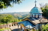 Sokolsky Monastery in Bulgaria, Gabrovo, 2016 August,27