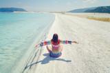 Peace on Beach - 120083647
